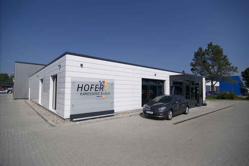 Hofer Karosserie + Lack Kiel Kronshagen
